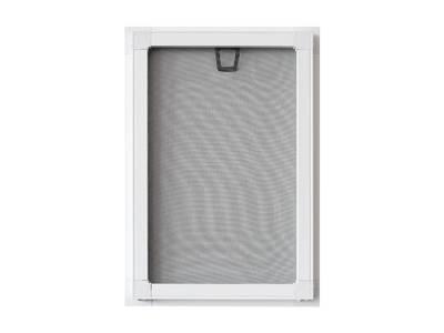 Профиль внутренний для москитной сетки (27x10 мм, L=5.8 м, белый) Изображение 3