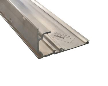 Профиль привода 3125 мм неокрашенный, 25505007120 Изображение 3