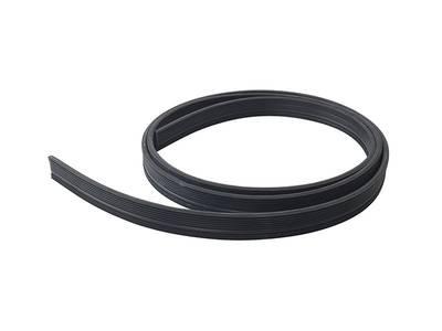 Стыковочный профиль 5x22.5 мм, L=2050 мм, черный Изображение 4