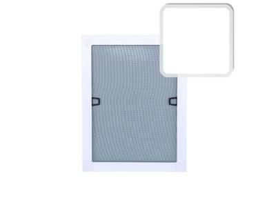 Профиль с четвертью для москитной сетки (30x8 мм, L=5.8 м, белый) Изображение 2