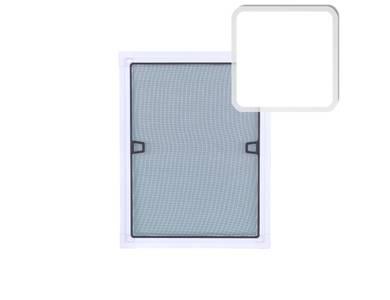 Профиль с четвертью для москитной сетки (30x8 мм, L=5.8 м, белый) Изображение 3