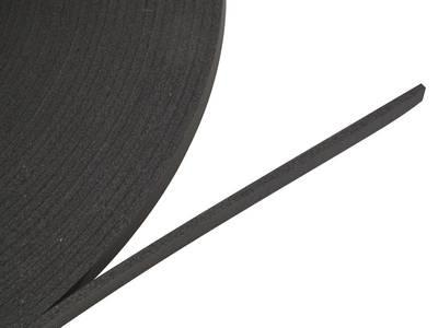 Прокладка самоклеящаяся 9x3 мм 20м черная Изображение 4