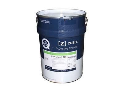 Защитная пропитка антисептик Zobel Zowo-tec 106 20л Изображение 3