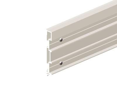 Торцевая накладка для столешницы SCILM [основа] (Н=60 мм, L=4100 мм, алюминий) Изображение