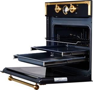 Электрический духовой шкаф Kuppersberg RC 699 ANT Bronze, антрацит Изображение 3