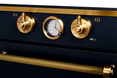 Электрический духовой шкаф Kuppersberg RC 699 ANT Bronze, антрацит Изображение 4