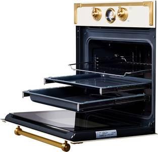Электрический духовой шкаф Kuppersberg RC 699 C Bronze, бежевый Изображение 3