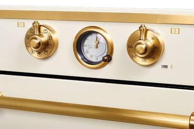 Электрический духовой шкаф Kuppersberg RC 699 C Bronze, бежевый Изображение 4