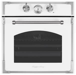Электрический духовой шкаф Kuppersberg RC 699 W Silver, белый Изображение
