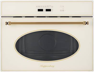 RMW 963 C Встраиваемая микроволновая печь, цвет: бежевый/фурнитура цвета бронзы Изображение