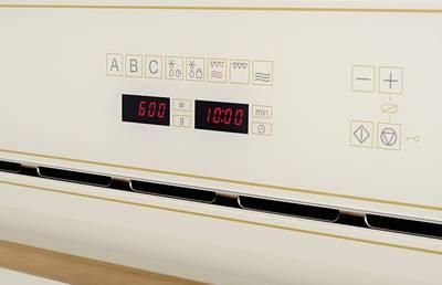 RMW 963 C Встраиваемая микроволновая печь, цвет: бежевый/фурнитура цвета бронзы Изображение 3
