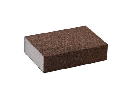 Блок шлифовальный зерно P60 98x69x26мм PF (жесткий) Изображение