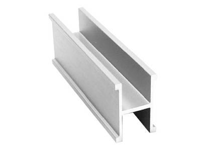 FIRMAX Планка средняя, алюминий, серебро, L=5800 мм Изображение