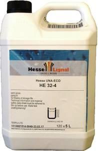 Лак для паркета водный HESSE HE 32-4 (бесцветный, полуматовый, 5 л) Изображение