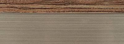 Кромка для ДСП и МДФ плит REHAU (PMMA, 3D, орех малибу глянец, 23х1 мм, двухцветная) Изображение
