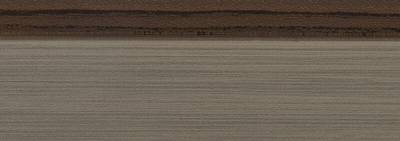 Кромка для ДСП и МДФ плит REHAU (PMMA, 3D, табак малибу глянец, 23х1 мм, двухцветная) Изображение
