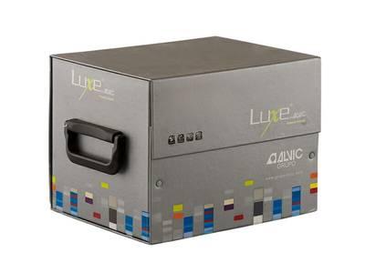 Комплект образцов 1 глянцевых плит LUXE 18*200*200 мм, однотонные (14 штук) Изображение