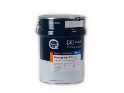 Лак базисный ZOBEL Zowo-plast 1450 С (матовый, 18 л) Изображение