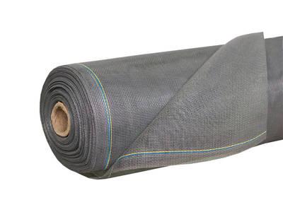 Полотно москитной сетки JINWU (B=1200 мм, L=30 м, серый) [отпуск кратно 1 рул.] Изображение