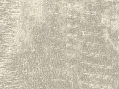 Бортик пристеночный овальный таволато белый, 39*19 мм, L=4000 мм Изображение