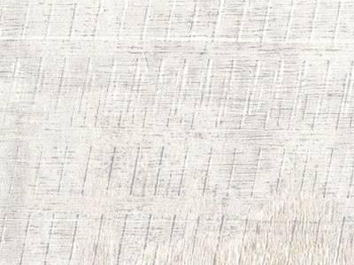 Бортик пристеночный треугольный ALPHALUX, 30*25 мм, L=4.1м, таволато белый, алюминий Изображение