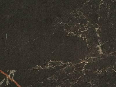 Пристеночный бортик овальный, Мрамор Крейлит, 34*29 мм, L=4.2м Изображение