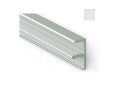 Профиль 19/9 серебро, 5800 мм окантовочный Изображение
