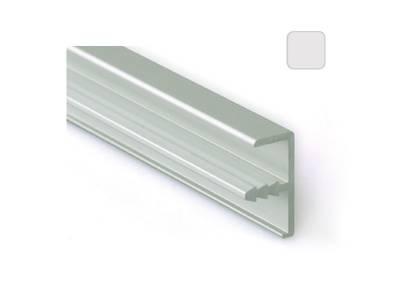 Профиль 21/9 серебро, 5800 мм окантовочный Изображение