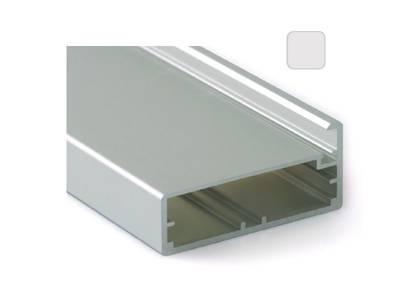 Профиль 45/4 серебро, 5800 мм для рамочных фасадов Изображение