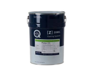 Пропитка внутренняя антисептик Zobel Zowo-tec 245 1л Изображение