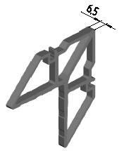 Угловая закладная Изображение