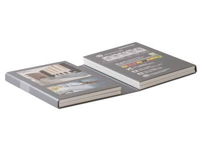 Рекламная папка с образцами МДФ плит Luxe by Alvic (34 образца) Изображение 3