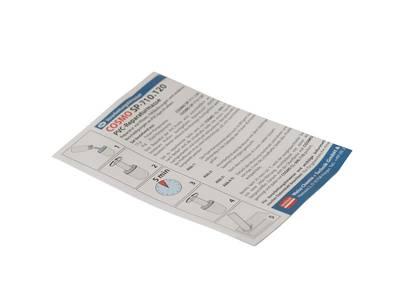 Ремонтная масса для ПВХ Cosmo SP-710.120 / Cosmofen RM-Mini (19 г, белый) Изображение 3