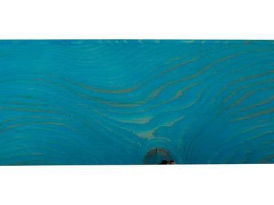"""Лак фасадный Rhenocoll Impragnierlasur 52S c защитой от синевы, """"Blau 5.24"""", шелковисто-глянцевый 1л Изображение 2"""