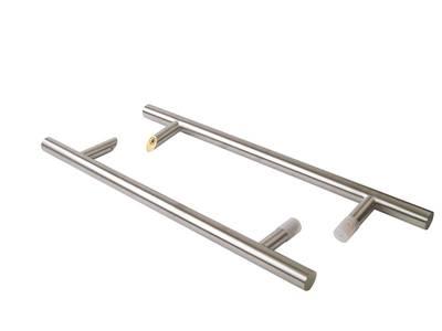 Ручка со смещением, комплект с креплением, L=1000, D=32 Изображение 2
