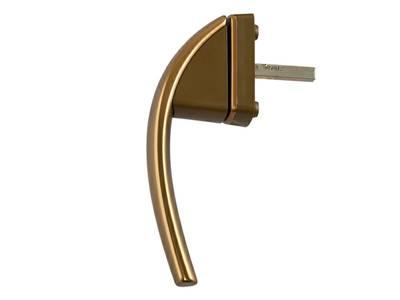 Ручка оконная Roto Swing, 37 мм, бронза, без винтов Изображение 2