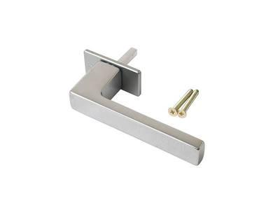 Ручка для окон из ПВХ Hoppe Austin (Штифт=37 мм, 90°, титан) [0769/U959] Изображение 3