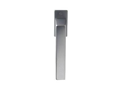 Ручка для окон из ПВХ Hoppe Austin (Штифт=37 мм, 90°, титан) [0769/U959] Изображение 2