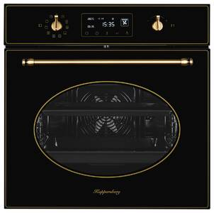 Электрический независимый духовой шкаф Kuppersberg SD 693 B, черный Изображение