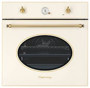 Электрический духовой шкаф Kuppersberg SR 605 C Bronze, бежевый(эмаль) Изображение