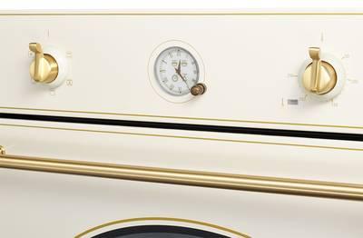 Электрический духовой шкаф Kuppersberg SR 605 C Bronze, бежевый(эмаль) Изображение 3