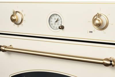 Электрический духовой шкаф Kuppersberg SR 609 C Bronze, бежевый(эмаль) Изображение 3