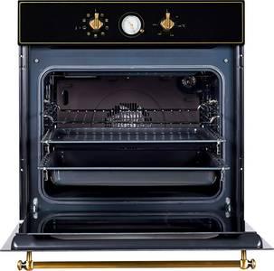 Электрический духовой шкаф Kuppersberg SR 663 B, антрацит Изображение 2
