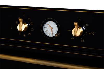 Электрический духовой шкаф Kuppersberg SR 663 B, антрацит Изображение 4