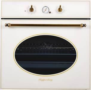 Электрический духовой шкаф Kuppersberg SR 663 W, белый жемчуг Изображение