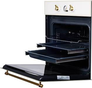 Электрический духовой шкаф Kuppersberg SR 663 W, белый жемчуг Изображение 3