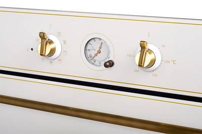 Электрический духовой шкаф Kuppersberg SR 663 W, белый жемчуг Изображение 4