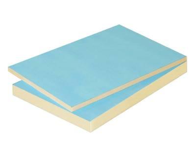 Сэндвич 24х1500х3000 (0,7мм) белый полуглянец 2-х стор экструдир Изображение