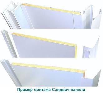 Сэндвич-панель (утепленный откос) Bauset RS 10х1500х3000 мм (0,8x1,0 мм), белый глянец Изображение 3