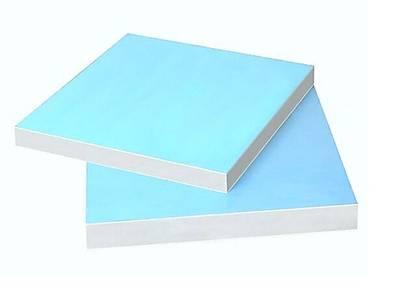 Сэндвич-панель Bauset TPL 40х1500х3000 (0,8х0,8) белый матовый 2-х стороний Изображение